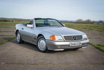 1990 Mercedes R129 300sl