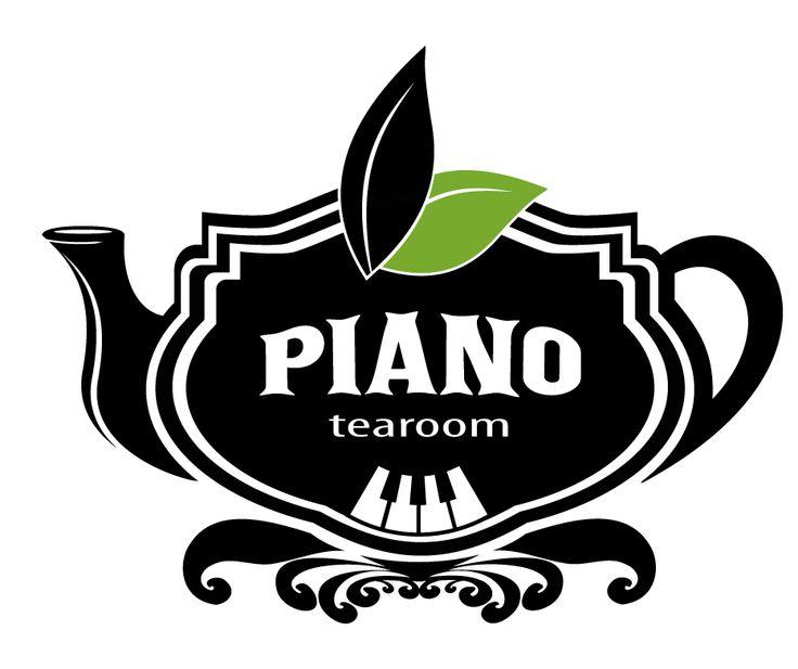 Logo for The Piano Tearoom Amherst, Nova Scotia