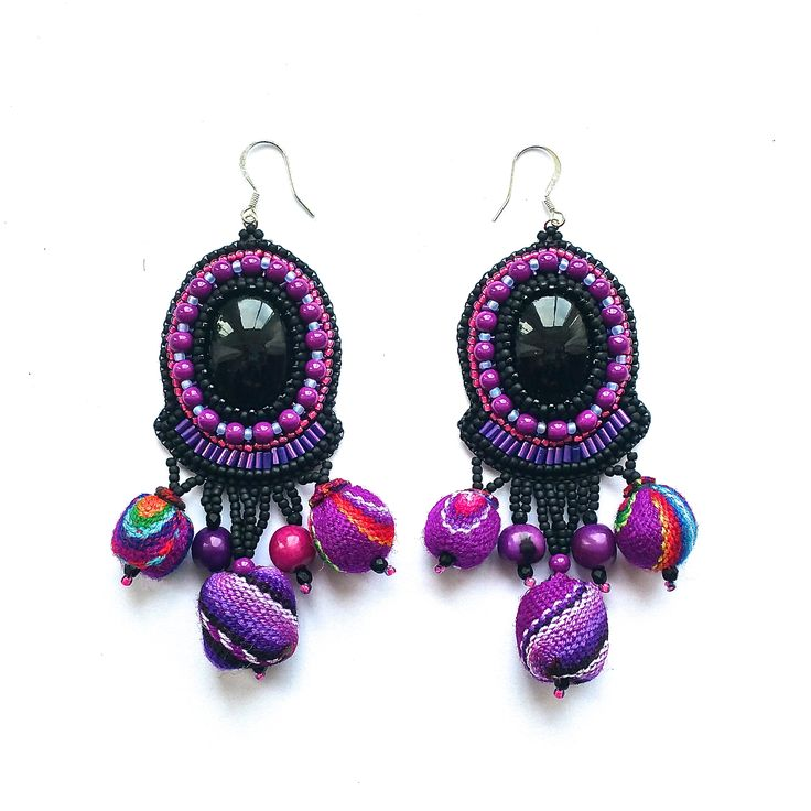 BOHO earrings by lovelili.cz