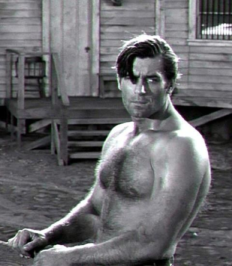 1/26/15  8:41p  Warner Bros TV  ''Cheyenne Bode'' Clint Walker  Power Chest…