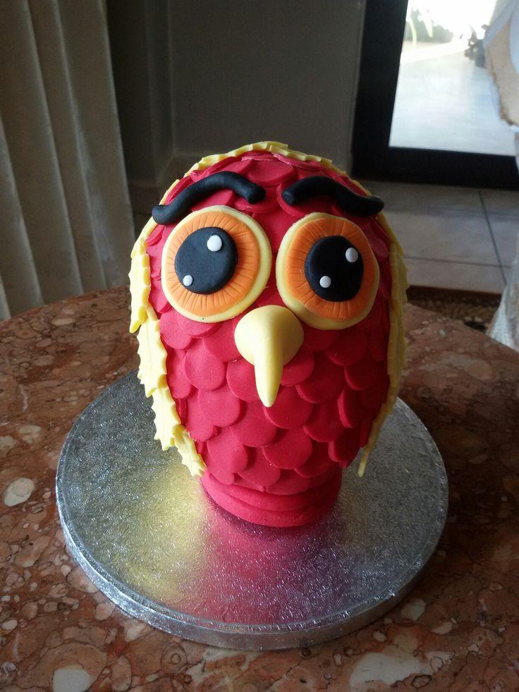 Chocolate Easter egg...Owl!!!
