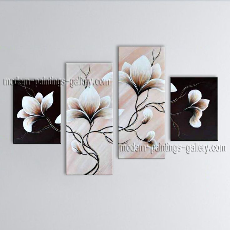 Huge Hand Painted Abstract Floral Painting On Canvas Contemporary Wall Art ops2525. Stunning Tulip art, Elegant Designed impressionist artist of Tulip Flowers, flower painting, abstract oil paintings, art pictures, bedroom wall art, dining room wall art, fine art paintings, present by Tian Yi Arts. Price $128. Find more paintings from Tian Yi Art Studio by visit http://stores.ebay.com/Large-Contemporary-Wall-Art