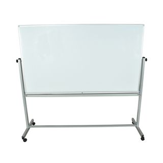 Whether for school or office use, a white erase board is proven very effective and interactive in displaying information.