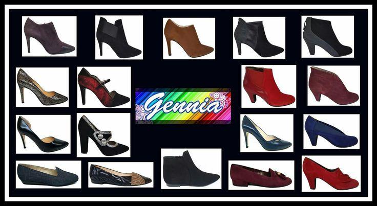 #genniashoes #gennia #morethanshoes #shoesmadeinspain #leathershoes #newseason #autumn #winter #boots #booties #instashoes #largesizes #smallsizes #heels #shoesadicct #heelsaddict #shoes #stilettos #mocassins #plainpumps #ballerinas