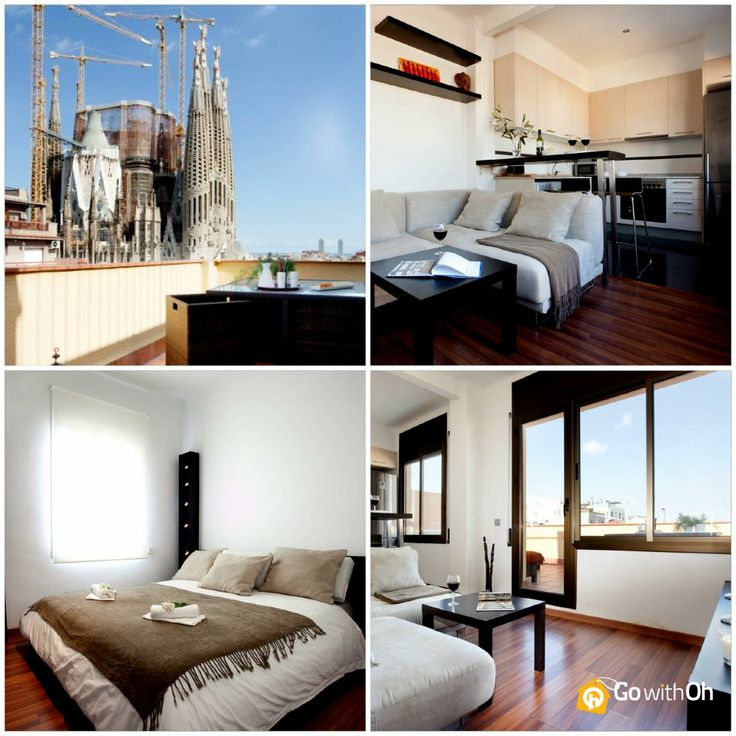 1. Stunning apartment in Barcelona? ✓ 2. Great views of La Sagrada Família? ✓ 3. Discount during December? ✓ 4. Here you go: www.gwo.is/apt-discount-bcn-g #GowithOh