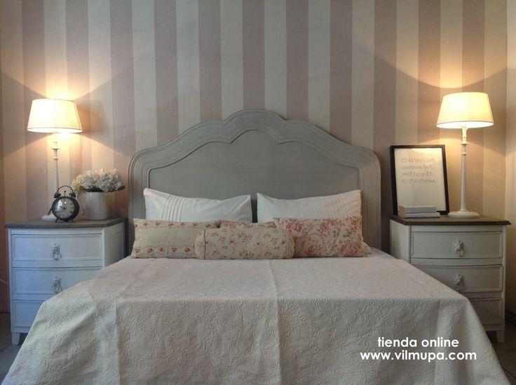 M s de 1000 ideas sobre cabecero antiguo en pinterest - Cabeceros de cama antiguos ...