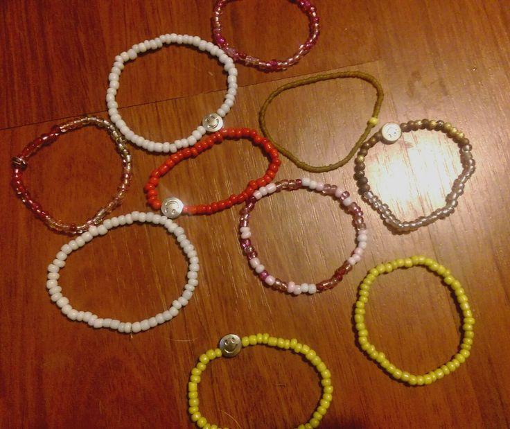 Bracelets  2lei/buc