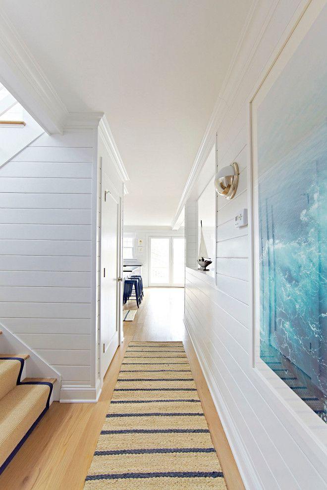 Beach Cottage With Crisp And Fresh Coastal Interiors In 2020 Beach House Interior Beach House Decor Coastal Interiors