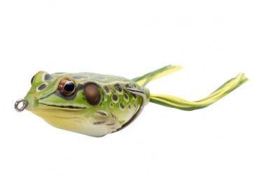 Floating, hollow-bodied frogs are far more versatile than most anglers could imagine. Bassmaster Mag