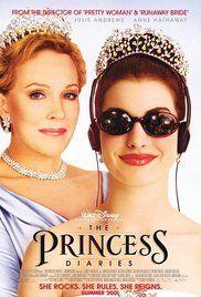 Princesa por sorpresa Poster