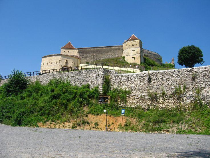 Rasnov Fortress, Brasov County, Romania