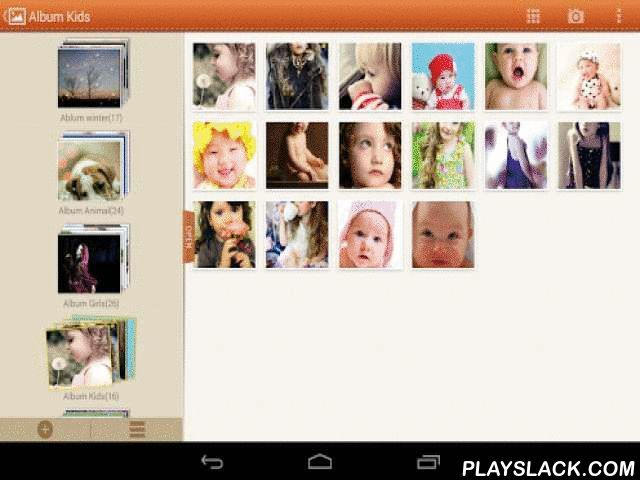 Photo Gallery & Album  Android App - playslack.com , The best photo gallery and photo browser&managing app in android market. Photo gallery wish everyone can preview and manager their pictures in a quicker and easier way.Feel free to management your photo gallery, easy edit your hot photos, and share your moments.Key Features:- Supports all the popular image formats. - Easy to show 1000+ pictures in few seconds, quick access and find all new pictures.- Preview your album as slideshow in best…