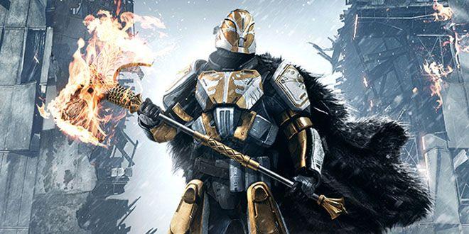 Destiny: Rise of Iron, contenidos exclusivos para PS4 - http://j.mp/2bvGjLS - #Bungie, #Destiny, #Noticias, #PS4, #RiseOfIron, #Tecnología, #Videojuegos