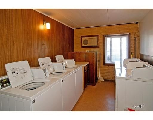 In Building Laundry Room