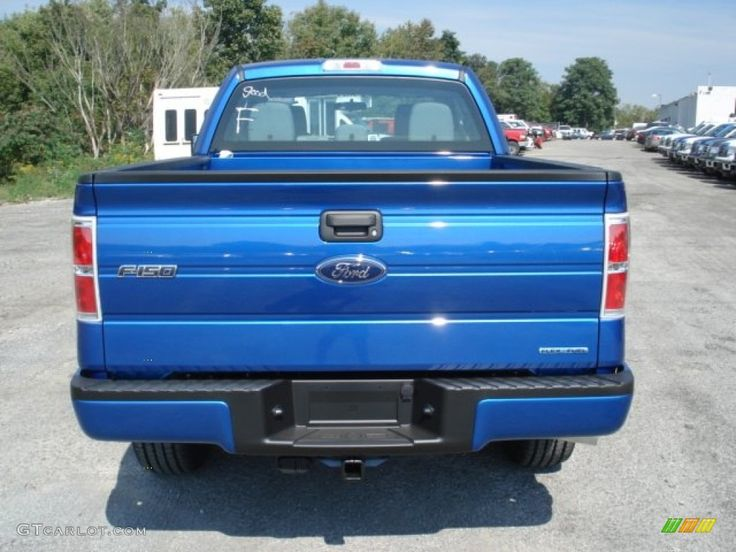2013 ford f150 supercab stx blue | 2013 Ford F150 STX ...