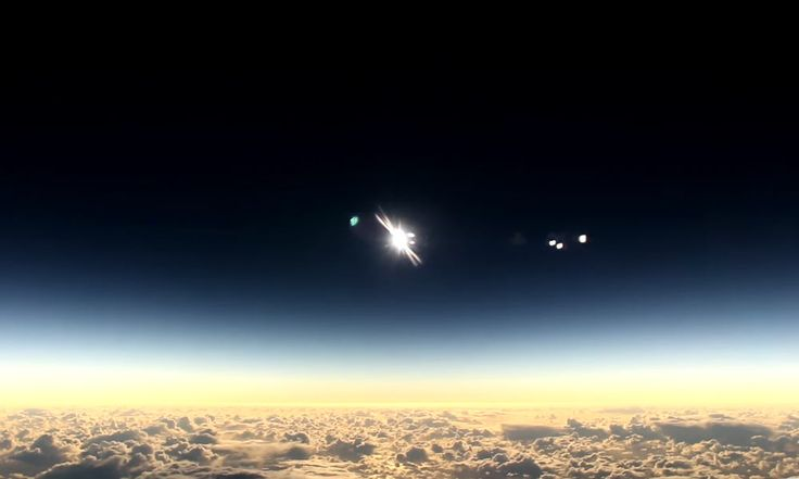 Watch Incredible Solar Eclipse Video Shot During Alaska Airlines Flight - http://www.airline.ee/alaska-airlines/watch-incredible-solar-eclipse-video-shot-during-alaska-airlines-flight/ - #AlaskaAirlines