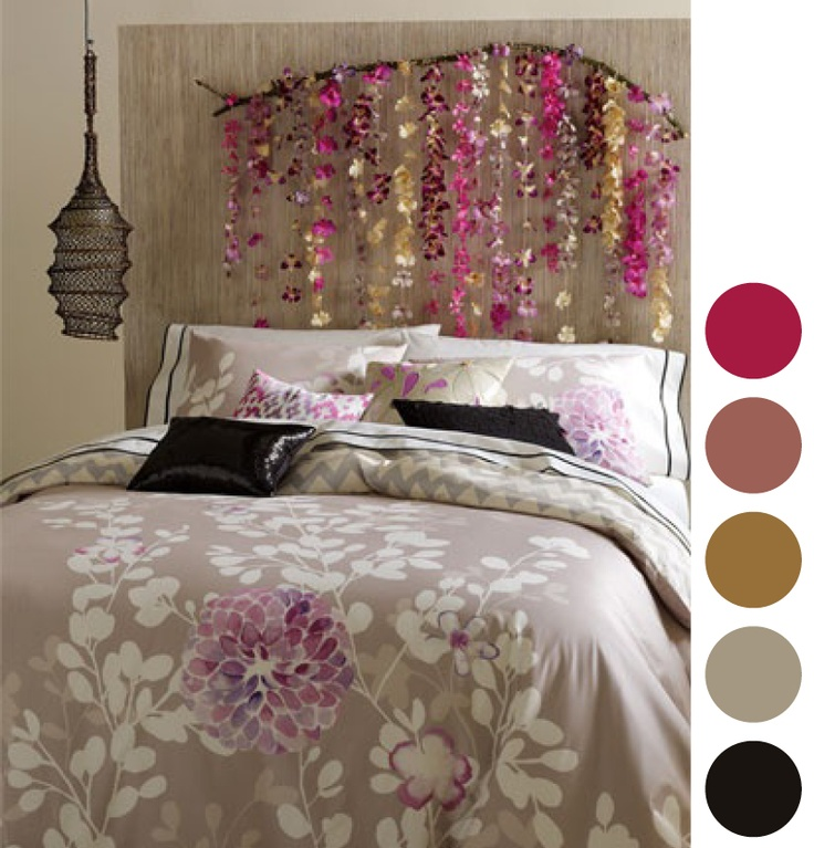 Pink And Gold Bedroom Decor - Home Design Ideas