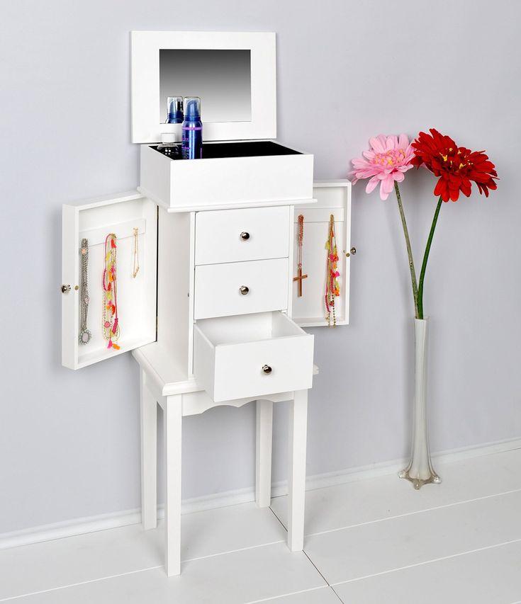 Aparador Corredor Apartamento ~ Más de 1000 ideas sobre Espejo Con Joyas en Pinterest Marcos, Armario De Joyas y Vitrina De Joyas