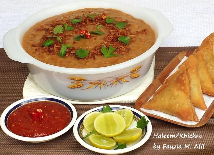 Haleem Recipe Fauzia S Kitchen