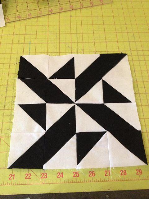 block 43 by knitnlit, via Flickr