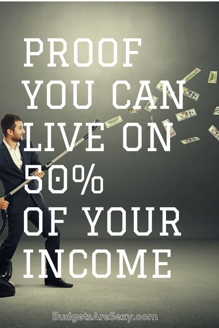 One of my most visited posts on this site is on living off 50% of your income back in 2012. It wasn't the most well written or Earth shattering article ever don