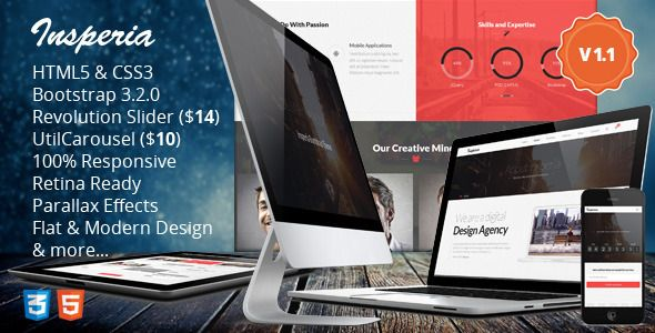 Insperia+-+Multi-purpose+HTML5+Theme