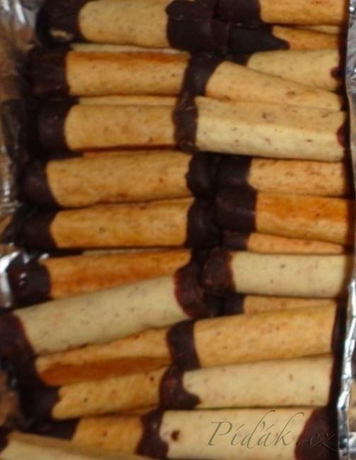 Obrázek z Recept - Andělské trubičky