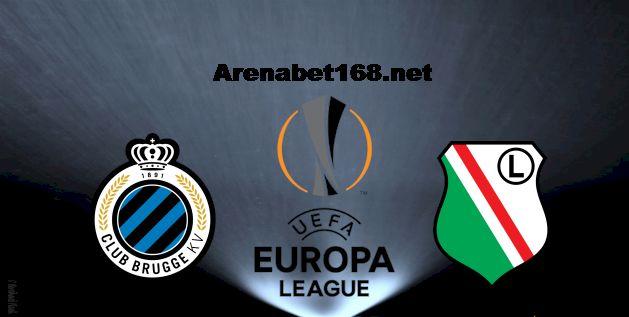 Prediksi Skor Club Brugge VS Legia Warszawa 06 November 2015