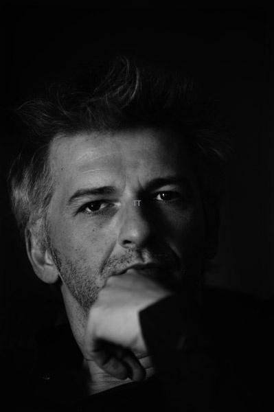 Alföldi Róbert : actor, director of the National Theatre (Budapest)