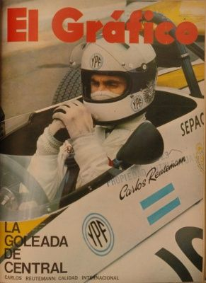 1971 Carlos Reutemann, Brabham BT36