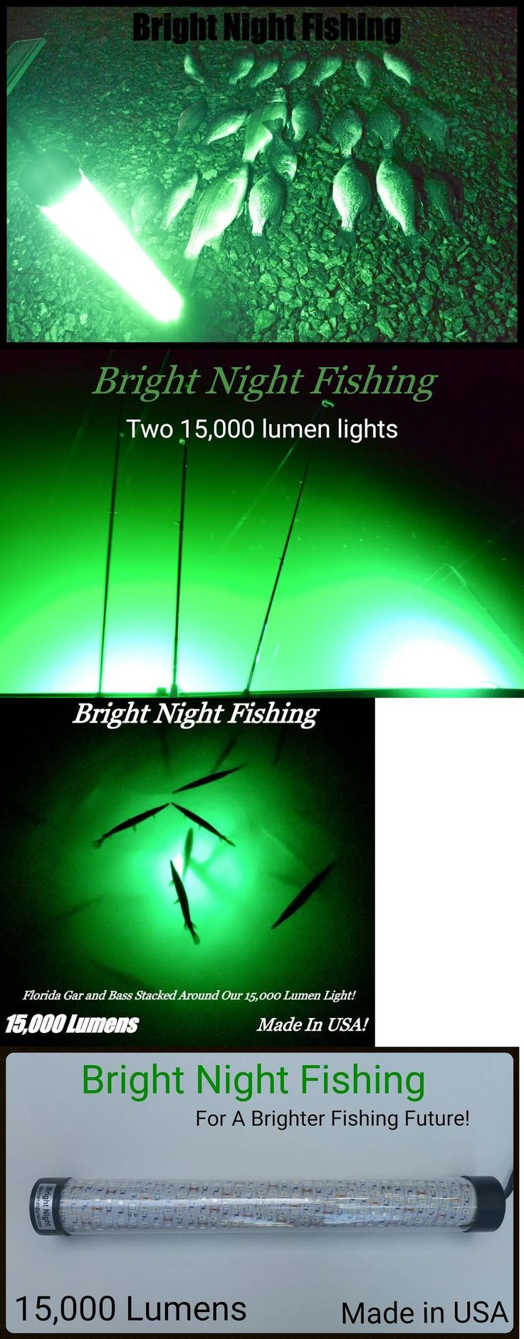 17 best ideas about fishing lights on pinterest | kayak fishing, Reel Combo