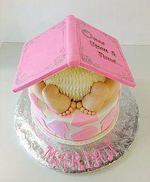 Baby Shower Cakes Orlando