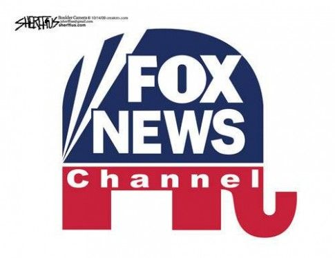 A new study has found that Fox News is hurting the Republican Party by brainwashing millions of angry conservatives with misinformation.