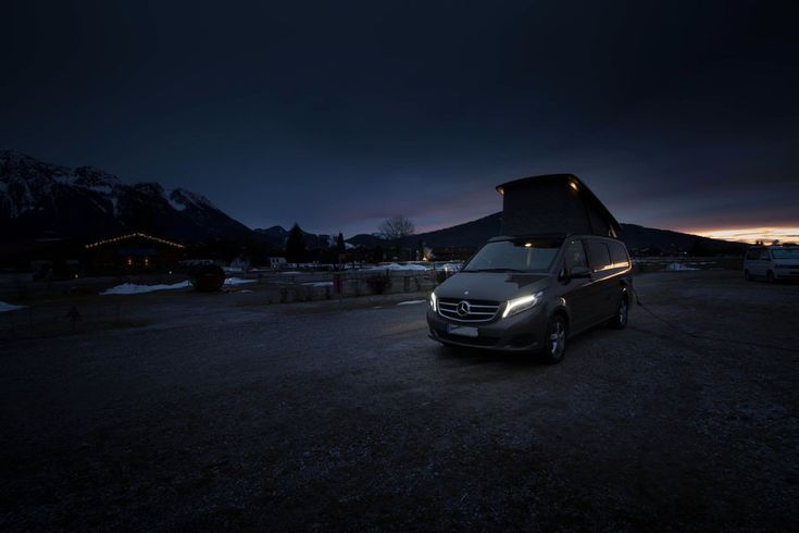 WINTERCAMPING IN INZELL - campingmaus Webseite!