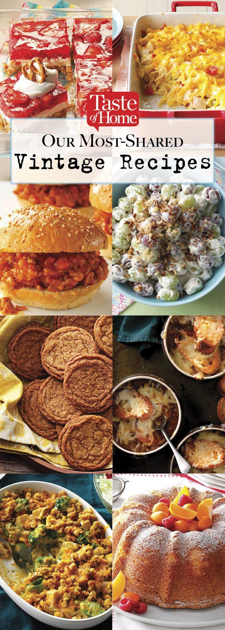 119 best Best-Ever Recipes images on Pinterest | Desert recipes ...