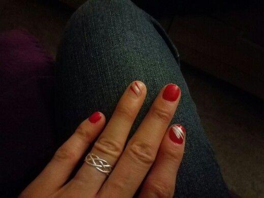 Feest nagels 2014