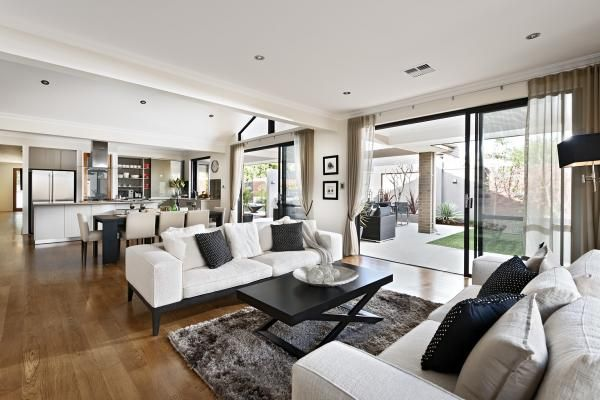 How To Enjoy The Open Floor Plan