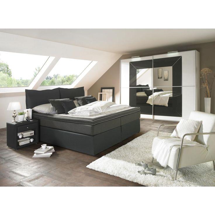 1000 ideas about boxspringbett on pinterest hotelbetten. Black Bedroom Furniture Sets. Home Design Ideas