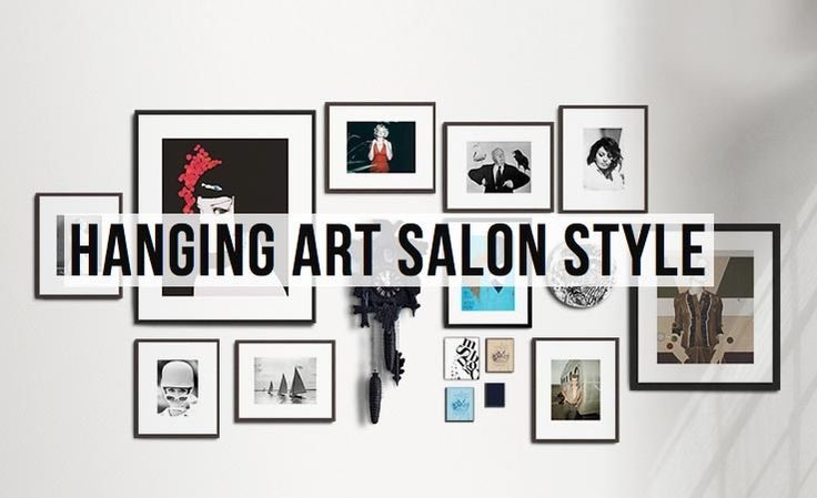 Variety as Unity: Hanging Photographs Salon Style ‹ Piccoli Photography