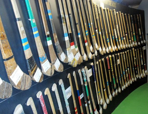 Croke Park Hurley Collection