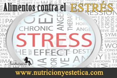Por lo general, cuando hablamos de comer por estrés, te estamos advirtiendo del consumo de alimentos para controlar sentimientos desagradables. Mientras que muchas personas     Para mas informacion encuentranos en: http://nutricionylaestetica.blogspot.com/2013/02/alimentos-para-combatir-el-estres.html