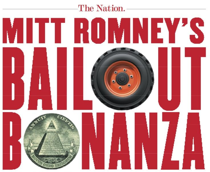 """Mitt Romney's opposition to the auto bailout has haunted him on the campaign trail, especially in Rust Belt states like Ohio. There, in September, the Obama campaign launched television ads blasting Romney's November 2008 New York Times op-ed,""""Let Detroit Go Bankrupt.""""    Elements of this article appear in Palast's brand new NYT bestseller:  Billionaires & Ballot Bandits: How to Steal an Election in 9 Easy Steps    Watch Palast talk about this exposé on Democracy Now!    But Romney has done…"""