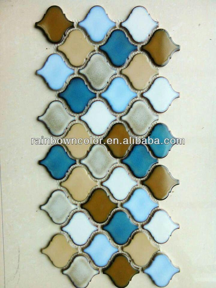 Arabesque porseleinen tegels