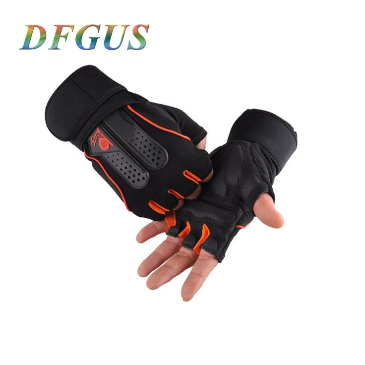 strong gym fitness gloves power luvas fitness academia anti-skid guantes gym protective crossfit gloves weight lifting
