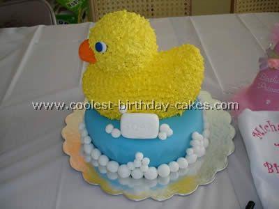 Duck duck cake