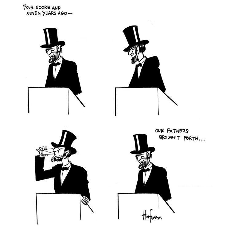 Daily Cartoon: Thursday, November 16th | The New Yorker