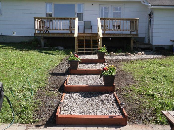 Backyard Hill Makeover :  Decor Ideas, Outdoor Living, Backyard Makeover, Outdoor Stufff, House