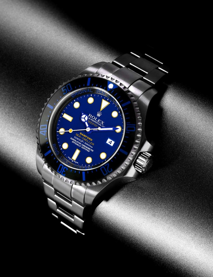 17 best images about watches submariner watch by tlex considering bamford watch departments geographic location in relation to chelsea fc i wonder who this custom rolex sea dweller deepsea s for