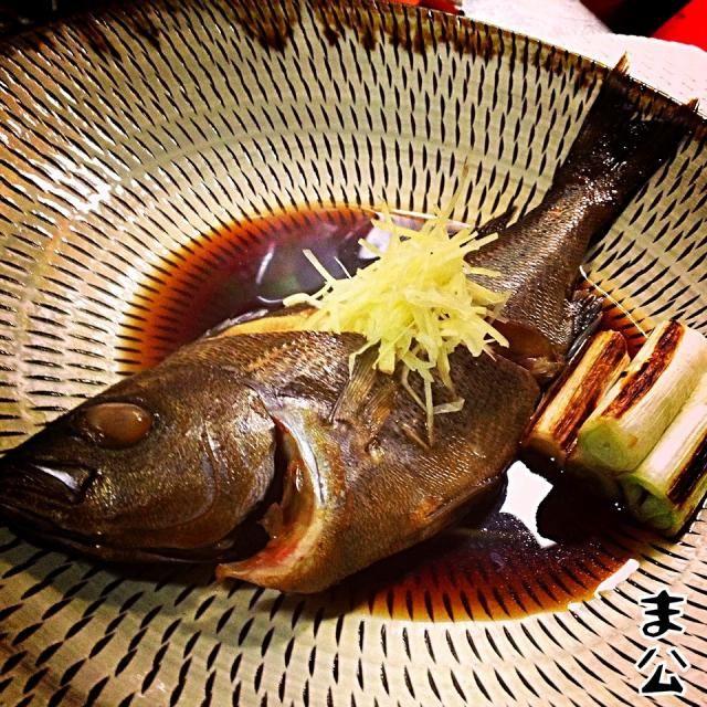 昨日はアクアパッツァ、今日は煮付けです(笑) 二尾で498円だか598円でした(笑) 安いなヲイ‼(爆笑) 魚は毎日でも飽きません - 143件のもぐもぐ - 長崎県産いさきの煮付け Boiled chicken grant with sake, soy-sauce and mirin by makooo