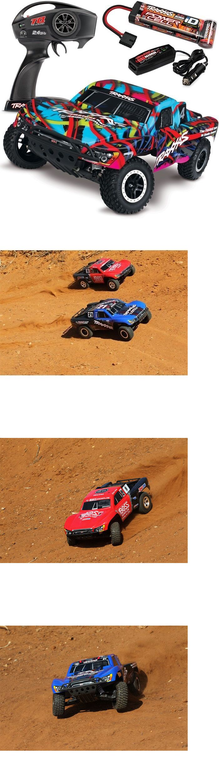 Cars Trucks and Motorcycles 182183: New Traxxas Slash 2Wd Rtr Short Course Truck W Quick Charger - Hawaiin Edition -> BUY IT NOW ONLY: $229.95 on eBay!